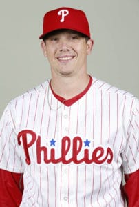 MLB: Philadelphia Phillies-Media Day hellickson