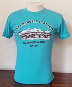 Jack Russell Stadium shirt