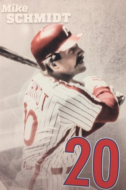 Philography Mike Schmidt Phillies Nation