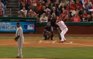 """Myers on 2008 Sabathia at-bat: """"His ball looked like a beach ball to me"""""""