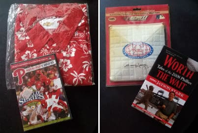 Phillies Nation Prize Pack