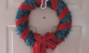 Phillies wreath