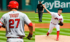 Corey-kluber-mike-trout-300x180