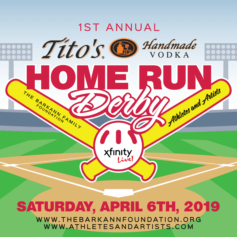 Come to the Home Run Derby on April 6