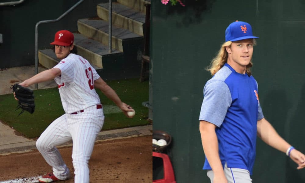 Nola to face Syndergaard in other Philly-New York matchup ...