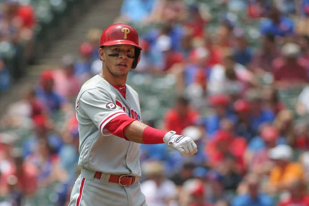 Cesar Hernandez Philadelphia Phillies Baseball Player Jersey
