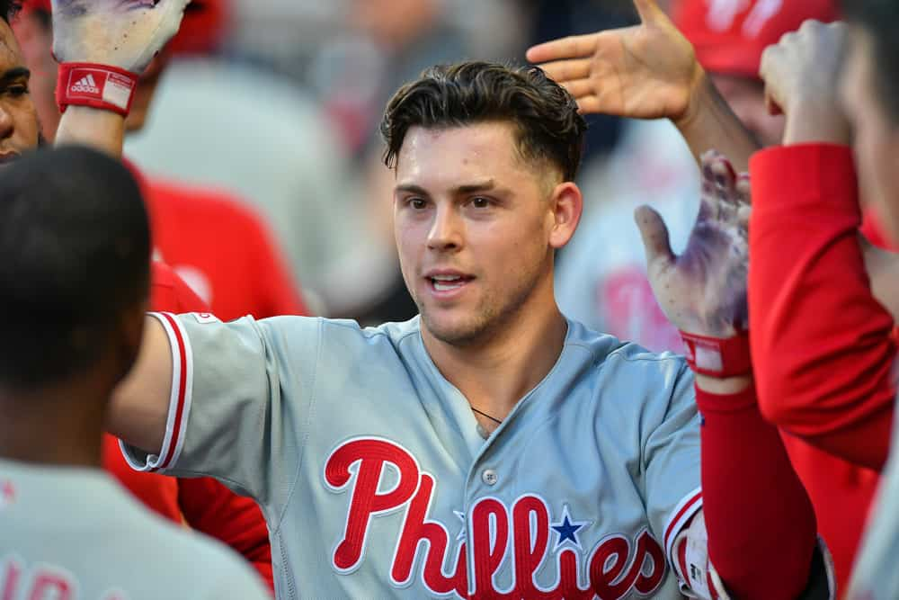 3 Numbers to Remember: Offense keeps Phillies in contention
