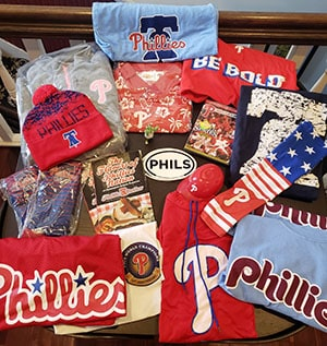 Phillies Nation prize packs waiting for you