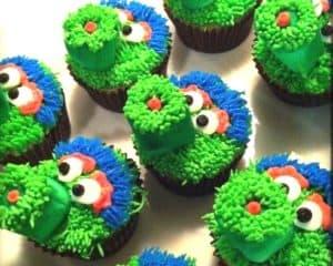 Phanatic cupcakes