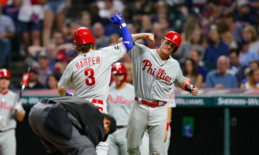 Bryce Harper: Phillies have chance to go deep into the playoffs