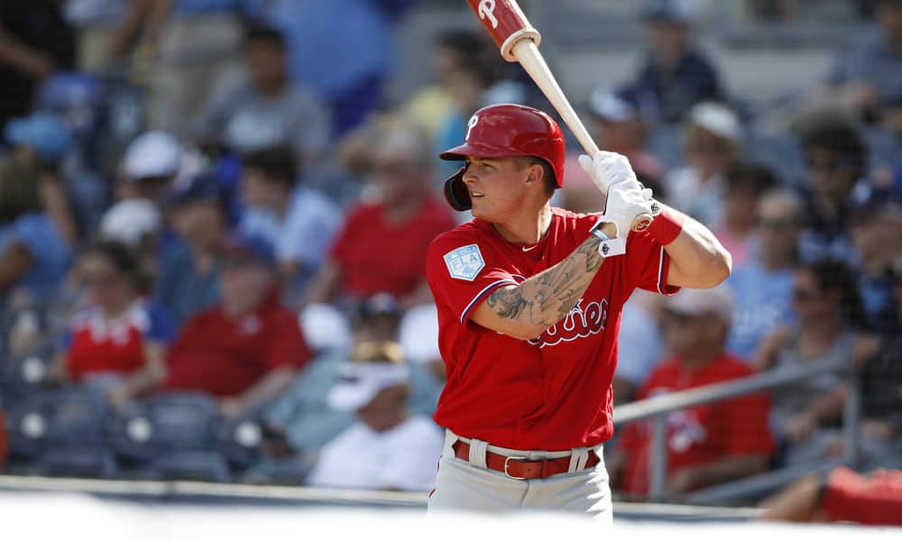 Keith Law: Mickey Moniak selection looks like 'complete disaster' – Phillies Nation