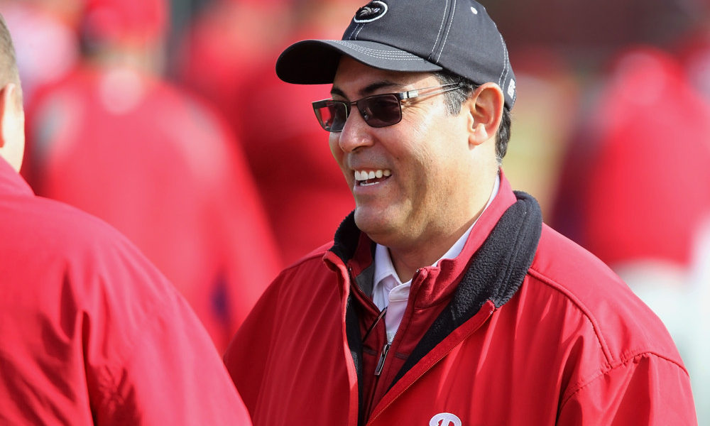 Ruben Amaro Jr. says he would like to re-join Phillies organization
