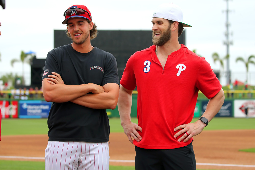Spring Training Round-Up 2/17: Nola praises Bryan Price, Harper on his love for Philly