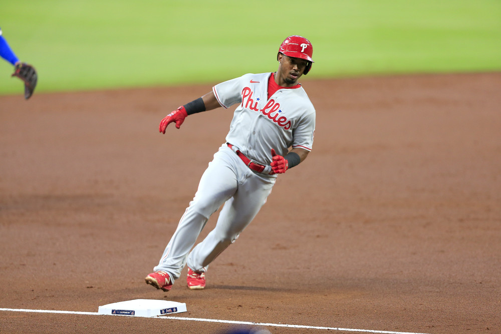 Watch: Jean Segura stays hot with early home run – Phillies Nation